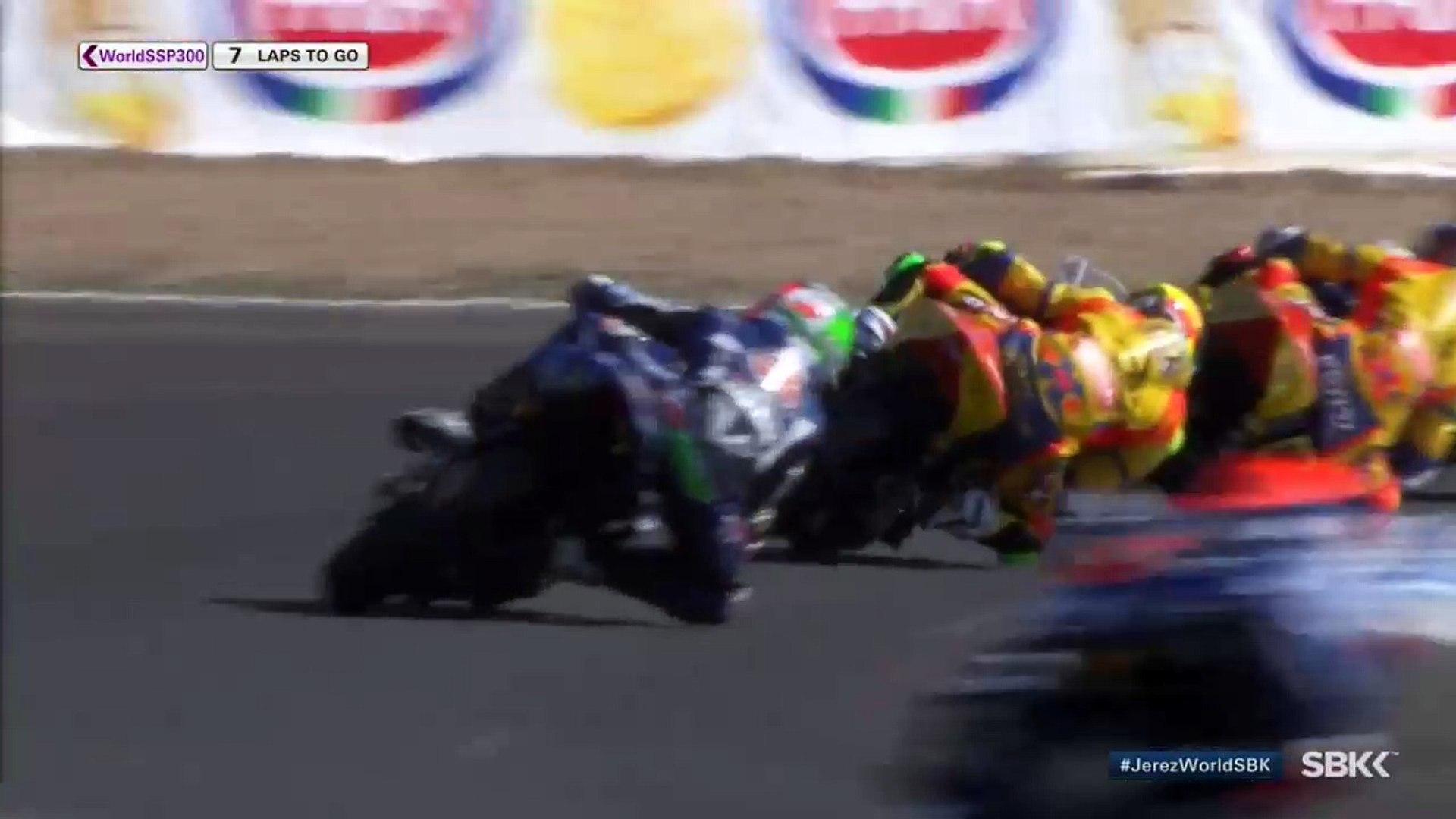 Supersport 300 8.Rennen in Jerez