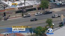 From 2 Years Ago Today, Los Angeles Police Chase (May 22