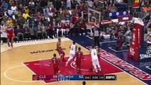 LeBron James, Bradley Beal  Game Highlights from Washington Wizards vs. Cleveland Cavaliers