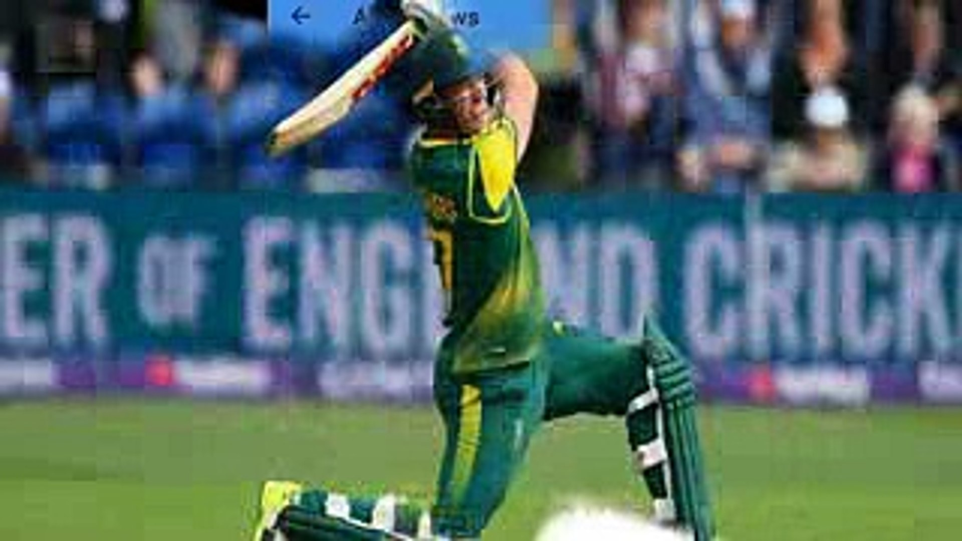 SA vs bangladesh  AB de villiers 176 off 104 balls against bangladesh  7 six & 15 four