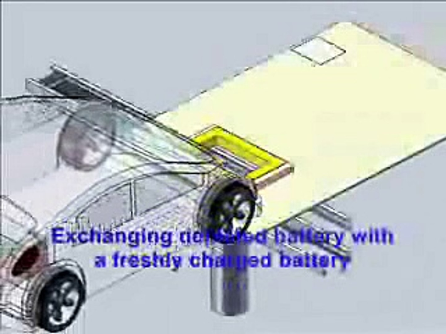 Unlimited Range Electric Vehicle = Six 12V Batteries + 4 Alternators