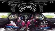 360 VR Rally Onboard Skoda Fabia R5 wrc Btb Racing / Wevers Sport