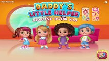 Daddys Little Helper- Learn To Help Daddy Clean Up & Cooking - Kids Fun & Educational Games