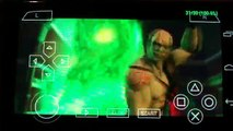 Moto X - XT1058: Mortal Kombat Unchained PSP Android 4.4.4 Emulador PPSSPP v1.0.1