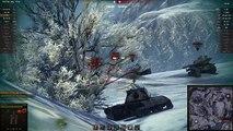 Когда разозлил T110E3 World of Tanks (wot)
