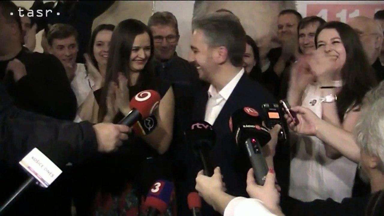Novým predsedom Košického samosprávneho kraja sa stal Rastislav Trnka