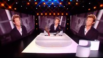 Xavier de Moulins évoque Laurent Delahousse et son statut de présentateur de JT préféré des français - Regardez