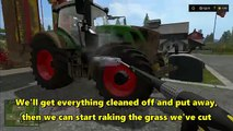 Grass for silage Farming Simulator 15 - video dailymotion