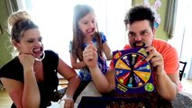BAD BABY Giant Candy Challenge With GROSS JELLY BEANS