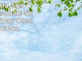 MOSISO MacBook Air 13 Hülle  Ultra Slim Plastik Hartschale Schutzhülle Snap Case für