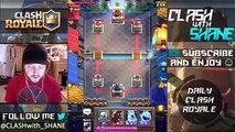 TOP 200 w/ HOG CYCLE - 2.6 HOG DECK NO LEGENDARY in Legendary Arena 11 Clash Royale