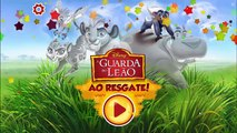 GUARDA DO REI LEÃO LION GUARD DISNEY