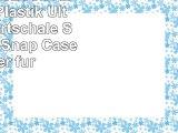 EssVita MacBook Air 13 Hülle  Plastik Ultra Slim Hartschale Schutzhülle Snap Case Cover