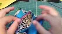 How to make a Duct Tape Accordian Wallet!!