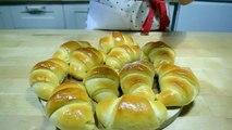 РОГАЛИКИ с Творогом из Дрожжевого теста | Чудесные Рогалики | BAGELS with cream Cheese