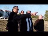 Çaycuma  Belediye Başkanı Bülent Kantarcı'nın havuz hayali gerçek oluyor
