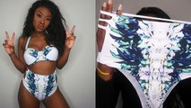 ZAFUL SWIM SUIT TRY-ON HAUL (Zaful review) + GIVEAWAY || Kickin it with T
