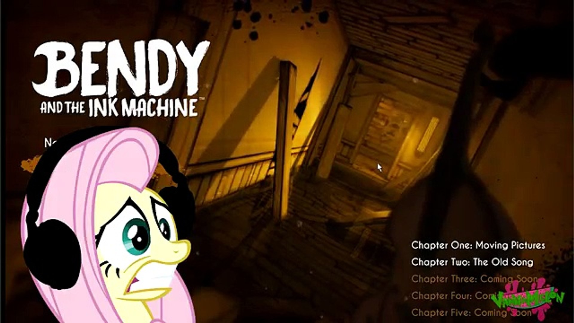 Bendy And The Ink Machine 2017 Video Game