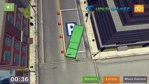City Bus Parking - Parking Games Online Free - Car Parking Game 3D - Bus Parking 3D