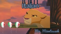 The Lion King 2 - You will never be Mufasa! - One Line Multilanguage