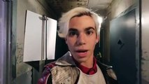 Descendants 2 - Creepiest Set With Cameron Boyce