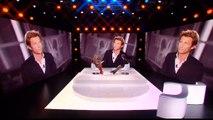 Xavier de Moulins évoque Laurent Delahousse et son statut de présentateur de JT préféré des français