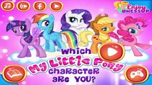 My Little Pony Friendship is Magic Which My Little Pony Charer Are You new HD