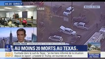 Fusillade au Texas: le tireur serait un homme blanc âgé de 25 ans et vivant dans la banlieue de San Antonio