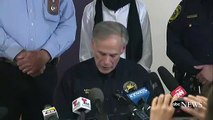 Texas Gov. Greg Abbott confirms at least 26 killed in church shooting