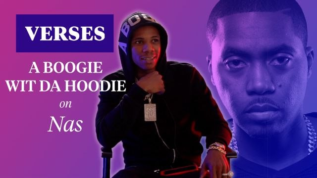 """A Boogie Wit Da Hoodie on Nas' """"I Can"""" 