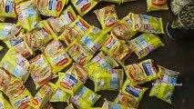 Noodles Mela - 100 Maggi Noodles Cooking in My Village - Veg Noodles
