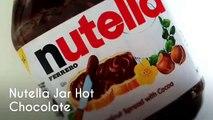 Astuce pour récupérer le chocolat laissé au fond du pot de Nutella