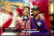 La voz del pueblo:¿Qué dicen los hinchas sobre la ausencia de Guerrero en el repechaje?