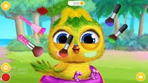Fun Baby Animals Care Kids Game - Learn Colors with Jungle Animal Hair Salon Game for Children