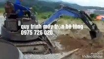 """'' ALO MỸ 0975 726 020 """"'' Máy trộn bê tông 6 bao 9 bao 1 cầu 2 cầu _ Lạc Hông"""