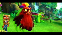 Crash the Titans Episodio 01 - Gameplay xbox 360/Ps2/Ps3 - Gameplay lets play