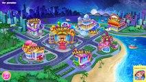 Fun Baby Care #f - Star Girls Makeover Kids Games - Girls Spa, Hair Salon, Make Up & Dress Up Games