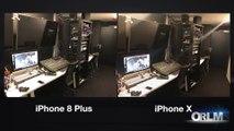 ORLM-274 : 10P -  iPhone X, appareil photo, pas mieux que l'iPhone 8?
