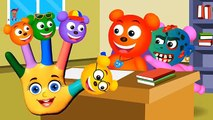 Colors for Kids to Learn Color Body Paint Gummy Bears | Color Gummy Bears Fun Christmas Celebration