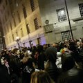 Guy Fawkes Protesters Stream Through Westminster During Million Mask March