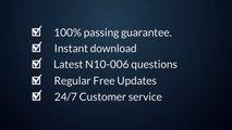 Valid N10-006 PDF Questions Answers | Valid N10-006 Dumps