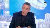 Michel Leeb revient sur le sketch de l'Africain - Salut les Terriens - 04/11/2017