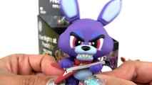 **NEW** FULL BOX! Five Nights at Freddys FUNKO Pop! Mystery Minis FNAF - Bonnie, Chika, Foxy / TUYC