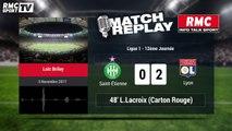Saint-Étienne - Lyon (0-5) : Le Match Replay avec le son RMC Sport