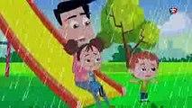 pluie pluie vas-t'en  pluie chansons pour les enfants  préscolaires rimes  Rain Rain Go Away Song