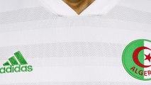 Le maillot de l'Algérie pour la saison 2018