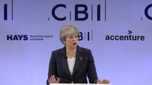 """May outlines plans to stop the """"abuse of power"""""""