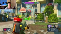 Plants Vs. Zombies Movie?!!! - Plants Vs. Zombies: Garden Warfare [Gardens & Graveyards]