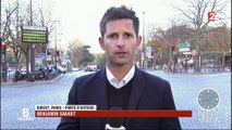 Paris : en colère après l'annulation du marché de Noël, les forains provoquent des embouteillages