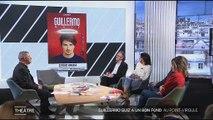 """Guillermo Guiz sur le plateau de l'émission """"Ça balance à Paris"""""""